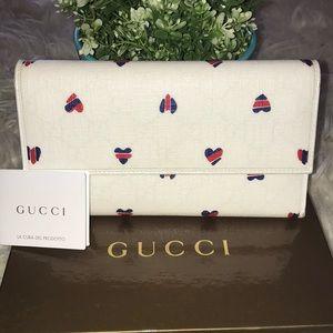 😍Authentic Gucci long Wallet